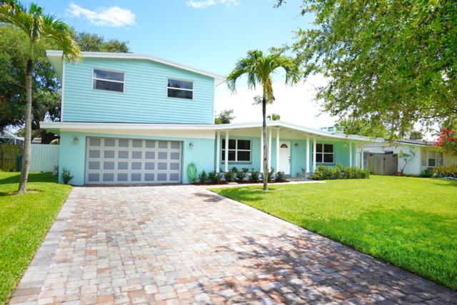 430 Capri Road, Cocoa Beach, FL 32931 (MLS #848260) :: Premium Properties Real Estate Services