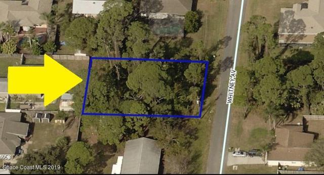 7230 Whitney Avenue, Cocoa, FL 32927 (MLS #848265) :: Premium Properties Real Estate Services
