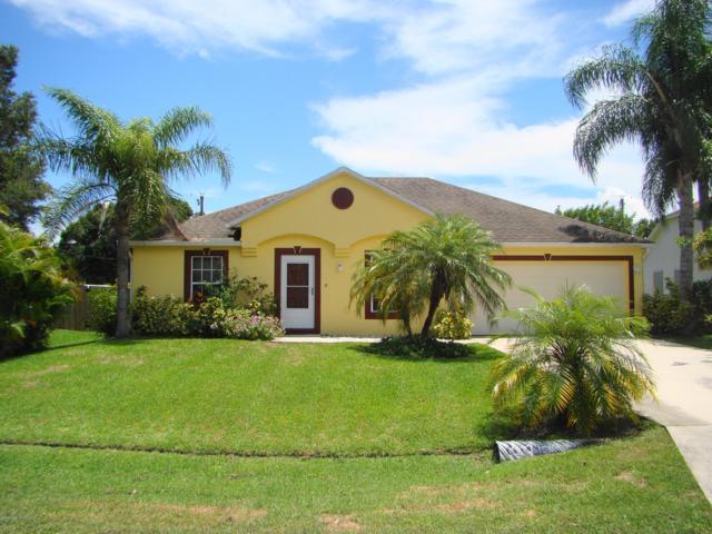 241 Silver Oak Road NE, Palm Bay, FL 32907 (MLS #848283) :: Pamela Myers Realty