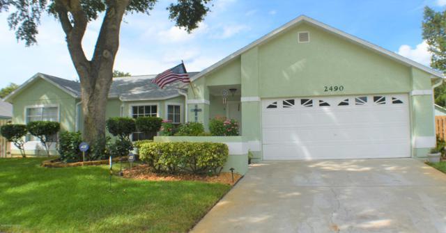 2490 Grand Teton Boulevard, Melbourne, FL 32935 (MLS #848288) :: Premium Properties Real Estate Services