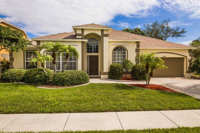 2600 Summer Brook Street, Melbourne, FL 32940 (MLS #848294) :: Premium Properties Real Estate Services