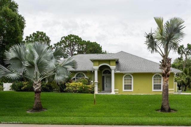 607 Chesser Avenue, Sebastian, FL 32958 (MLS #848327) :: Pamela Myers Realty
