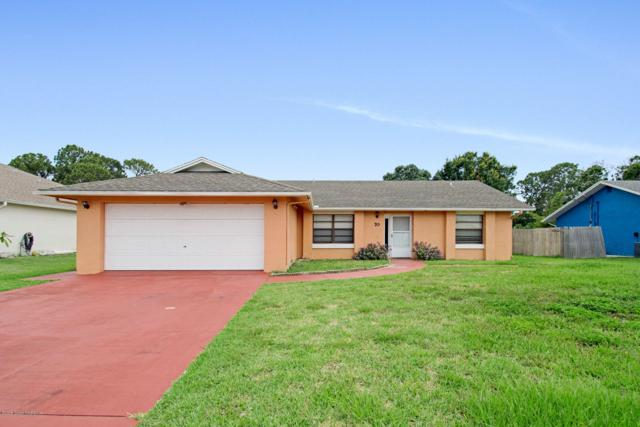 70 Emerson Drive NW, Palm Bay, FL 32907 (MLS #848375) :: Pamela Myers Realty