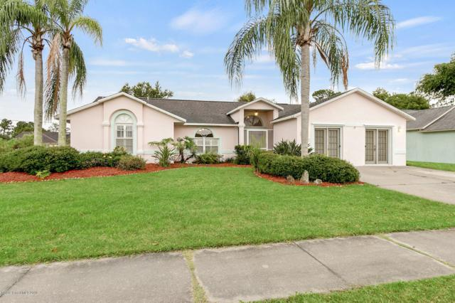 316 NW Emerson Drive NW, Palm Bay, FL 32907 (MLS #848387) :: Pamela Myers Realty