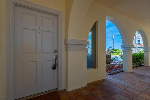 2855 N Highway A1a F, Indialantic, FL 32903 (MLS #848450) :: Armel Real Estate