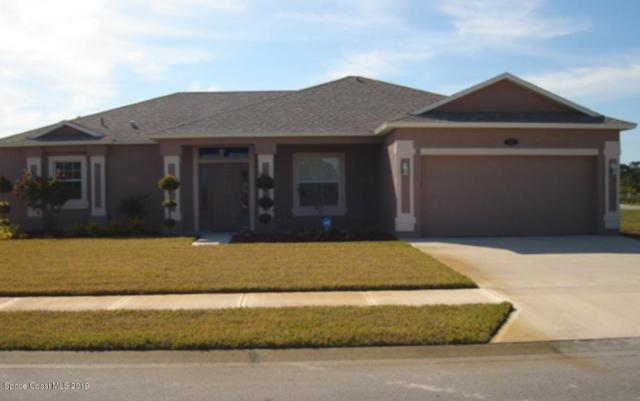 1137 Morgan Circle NE, Palm Bay, FL 32905 (MLS #848463) :: Blue Marlin Real Estate
