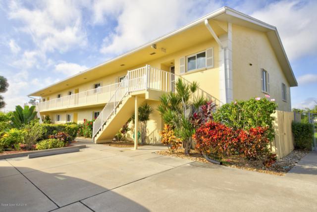 70 Cedar Avenue #6, Cocoa Beach, FL 32931 (MLS #848470) :: Pamela Myers Realty