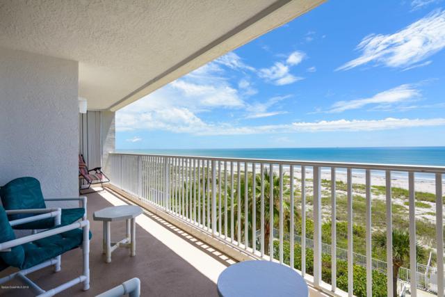 301 N Atlantic Avenue #503, Cocoa Beach, FL 32931 (MLS #848518) :: Pamela Myers Realty