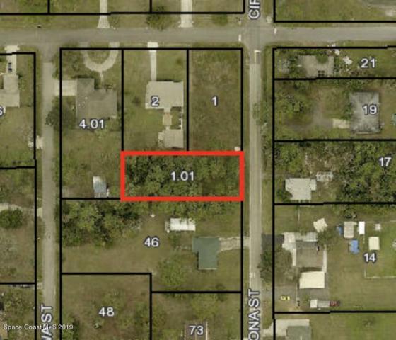 2162 Arizona Street, Melbourne, FL 32904 (MLS #848549) :: Blue Marlin Real Estate