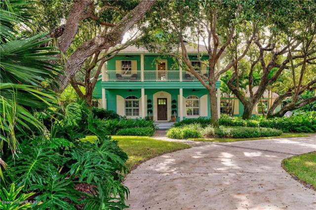 3315 Mariners Way, Vero Beach, FL 32963 (MLS #848711) :: Pamela Myers Realty