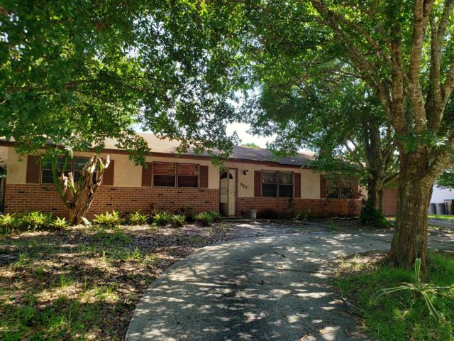 823 August Street SE, Palm Bay, FL 32909 (MLS #848722) :: Pamela Myers Realty