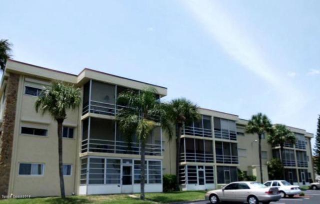 3150 N Harbor City Boulevard #133, Melbourne, FL 32935 (MLS #848775) :: Armel Real Estate