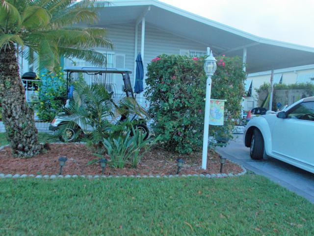 334 Loquat Drive, Barefoot Bay, FL 32976 (MLS #849092) :: Armel Real Estate