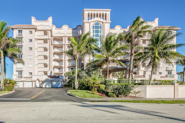 2095 Highway A1a #4301, Indian Harbour Beach, FL 32937 (MLS #849146) :: Pamela Myers Realty