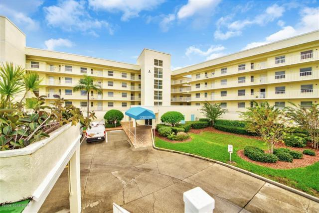 8700 Ridgewood Avenue #210, Cape Canaveral, FL 32920 (MLS #849299) :: Pamela Myers Realty