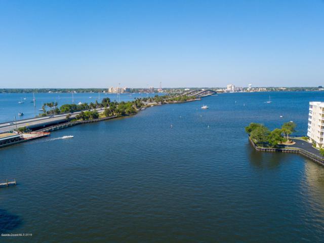 134 Starboard Lane #407, Merritt Island, FL 32953 (MLS #849437) :: Pamela Myers Realty