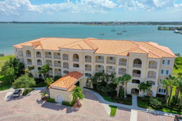 31 Harbour Isle Drive W #106, Ft. Pierce, FL 34949 (MLS #849629) :: Pamela Myers Realty