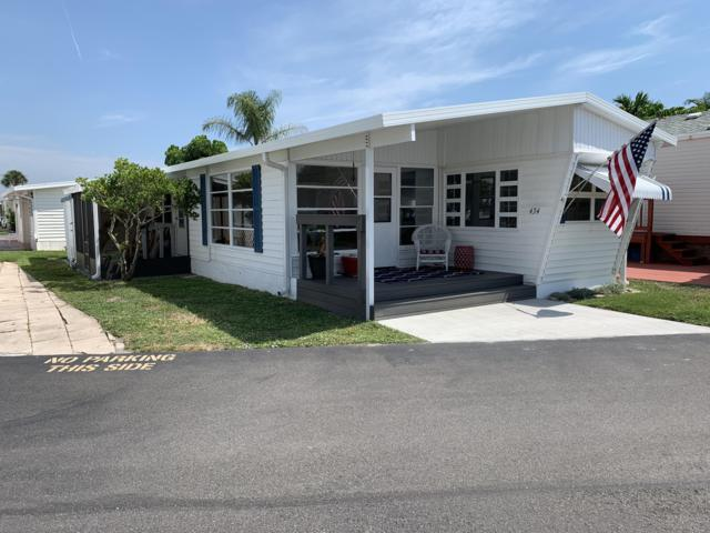 434 Peace Lane C-15, Melbourne Beach, FL 32951 (MLS #849925) :: Premium Properties Real Estate Services