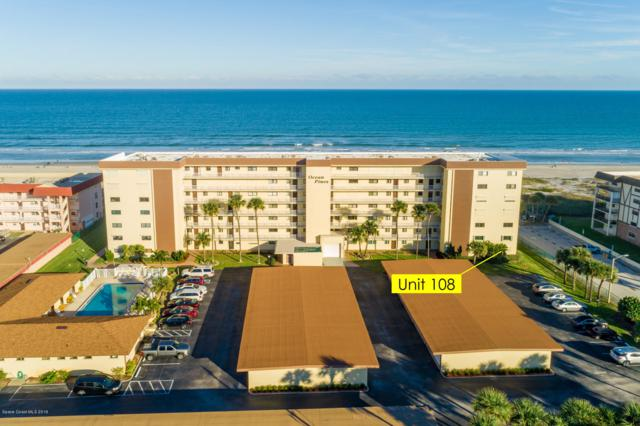 55 N 4th Street #108, Cocoa Beach, FL 32931 (MLS #850316) :: Armel Real Estate