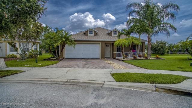 1816 Sussex Court, Rockledge, FL 32955 (MLS #850374) :: Blue Marlin Real Estate