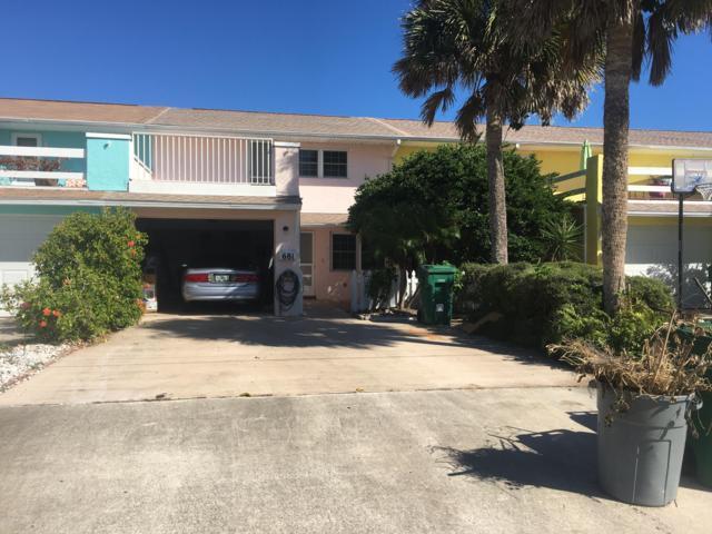 681 Atlantic Drive, Satellite Beach, FL 32937 (MLS #850421) :: Pamela Myers Realty