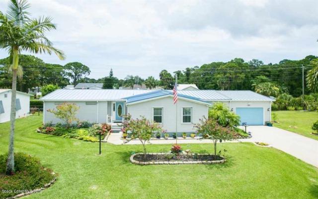 1047 Sebastian Road, Barefoot Bay, FL 32976 (MLS #850434) :: Armel Real Estate