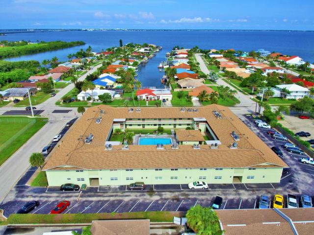 5600 N Banana River Boulevard #15, Cocoa Beach, FL 32931 (MLS #850453) :: Blue Marlin Real Estate