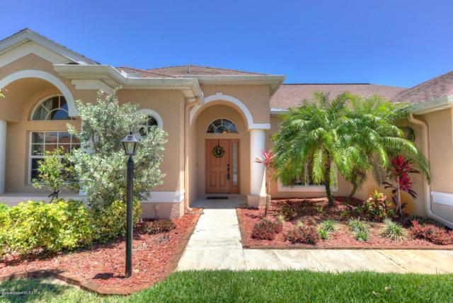 3256 Peninsula Circle, Melbourne, FL 32940 (MLS #850551) :: Premium Properties Real Estate Services