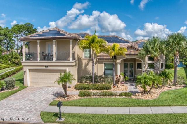 1452 Tralee Bay Avenue, Melbourne, FL 32940 (MLS #850560) :: Premium Properties Real Estate Services
