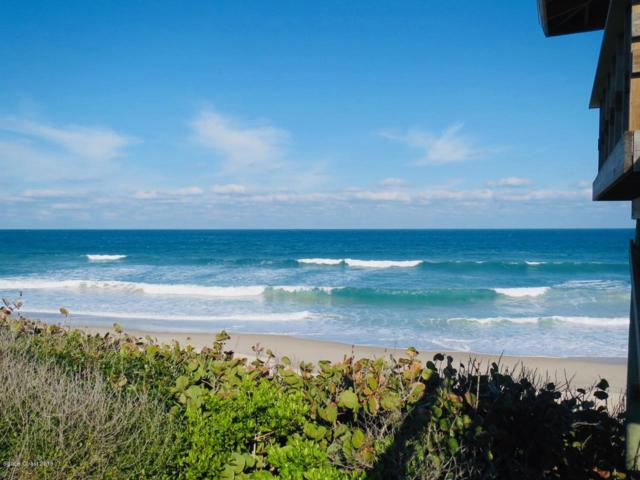 5829 S Highway A1a, Melbourne Beach, FL 32951 (MLS #850569) :: Premium Properties Real Estate Services