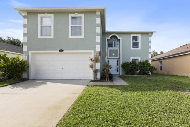 3996 Four Lakes Drive, Melbourne, FL 32940 (MLS #850600) :: Premium Properties Real Estate Services