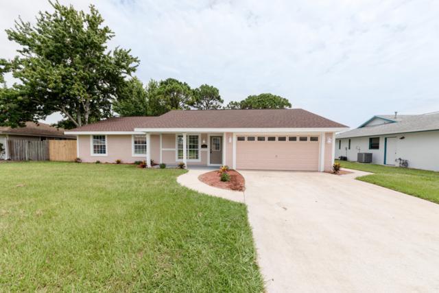 856 Honeysuckle Drive, Rockledge, FL 32955 (MLS #850605) :: Pamela Myers Realty