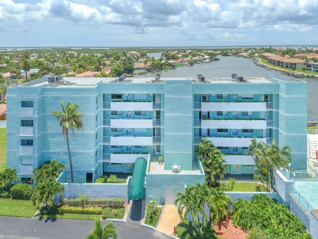 1700 Commodore Boulevard #1403, Cocoa Beach, FL 32931 (MLS #850614) :: Pamela Myers Realty