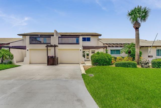 114 Skyline Circle, Satellite Beach, FL 32937 (MLS #850615) :: Pamela Myers Realty