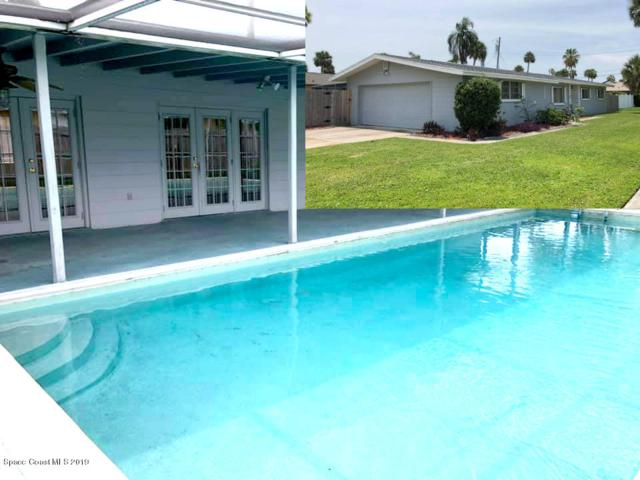 4880 N Banana River Boulevard, Cocoa Beach, FL 32931 (MLS #850644) :: Premium Properties Real Estate Services