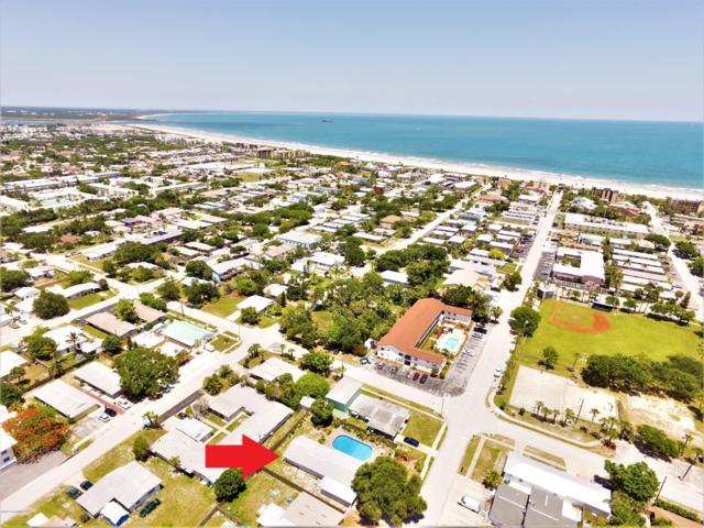 280 Monroe Avenue, Cape Canaveral, FL 32920 (MLS #850666) :: Blue Marlin Real Estate