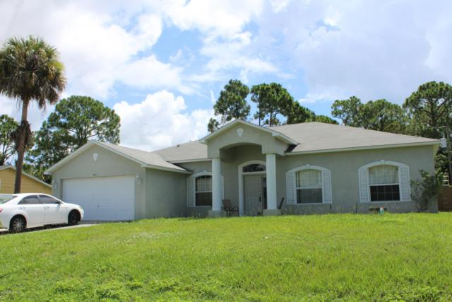 491 Dominican Avenue SE, Palm Bay, FL 32909 (MLS #850683) :: Premium Properties Real Estate Services