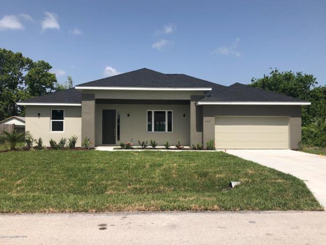 460 Havana Avenue SE, Palm Bay, FL 32909 (MLS #850700) :: Premium Properties Real Estate Services