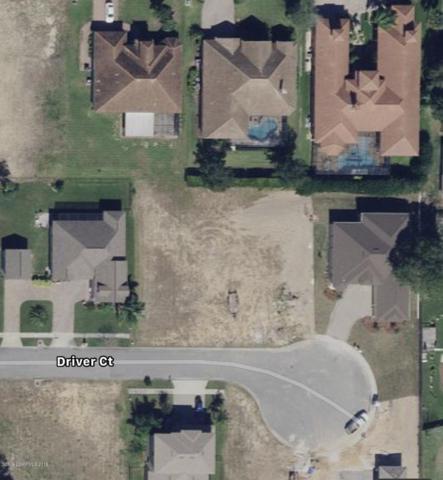 910 Driver Court, Titusville, FL 32780 (MLS #850710) :: Premium Properties Real Estate Services