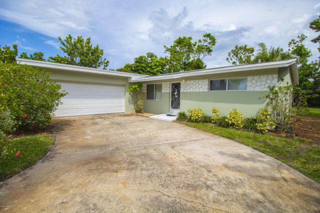 1127 Pinetree Drive, Indian Harbour Beach, FL 32937 (MLS #850711) :: Pamela Myers Realty