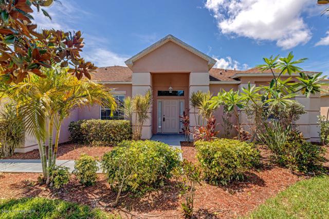 5436 Indigo Crossing Drive, Rockledge, FL 32955 (MLS #850784) :: Pamela Myers Realty