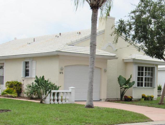975 Wateroak Drive NE, Palm Bay, FL 32905 (MLS #850870) :: Pamela Myers Realty