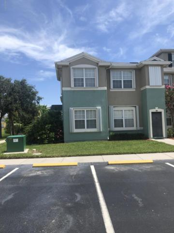 5663 Star Rush Drive #101, Melbourne, FL 32940 (MLS #850874) :: Pamela Myers Realty