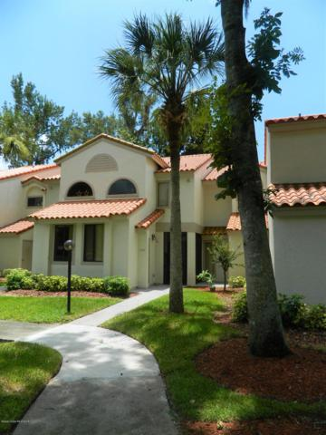 1037 Country Club Drive #424, Titusville, FL 32780 (MLS #850876) :: Pamela Myers Realty