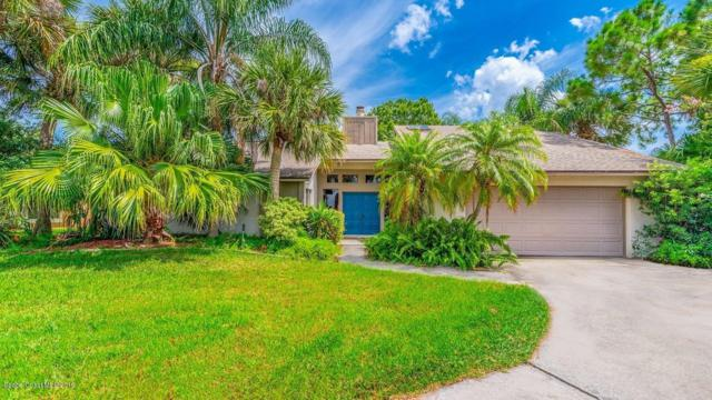 995 Long Meadow Lane, Melbourne, FL 32940 (MLS #850891) :: Pamela Myers Realty