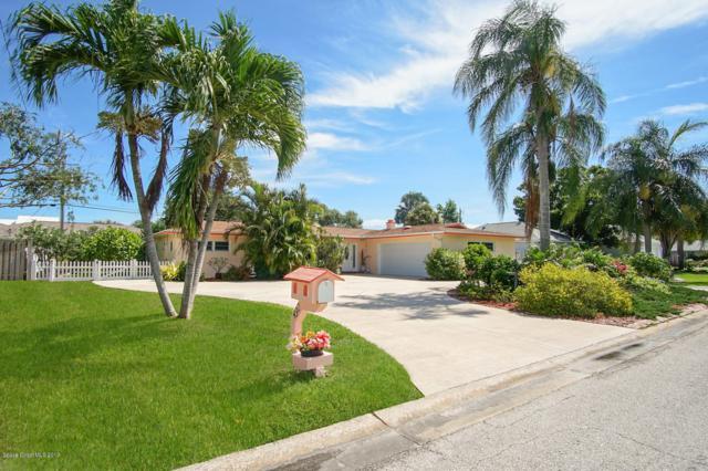 430 E Riviera Boulevard, Indialantic, FL 32903 (MLS #850900) :: Blue Marlin Real Estate