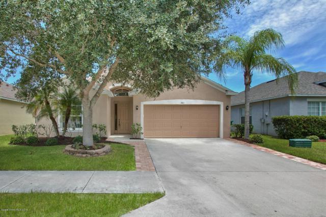 561 Cressa Circle, Cocoa, FL 32926 (MLS #850907) :: Pamela Myers Realty
