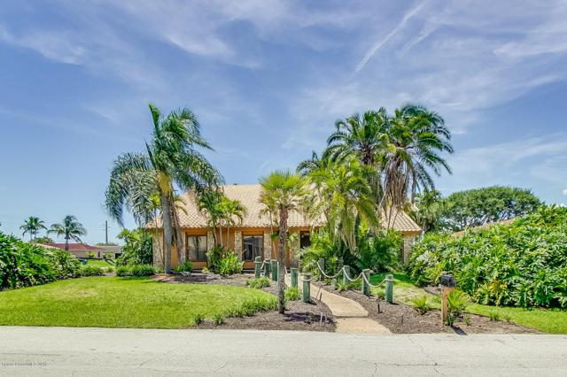 409 Red Sail Way, Satellite Beach, FL 32937 (MLS #850912) :: Blue Marlin Real Estate