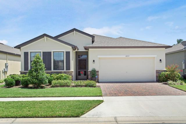 4035 Harvest Circle, Rockledge, FL 32955 (MLS #850926) :: Pamela Myers Realty