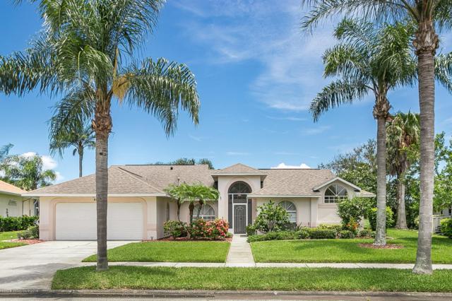 2519 Canterbury Circle, Rockledge, FL 32955 (MLS #850972) :: Blue Marlin Real Estate